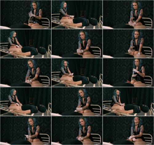 Wet Rubber Gloves [HD 720P]