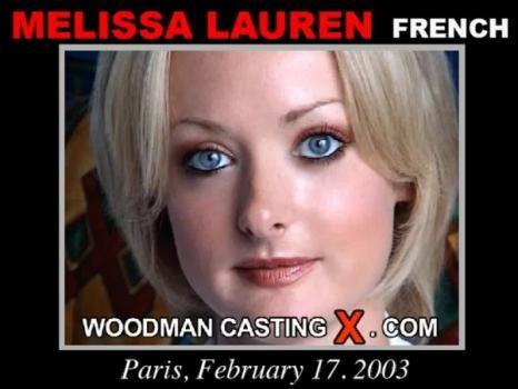 Melissa Lauren casting X