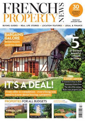French Property News – January 2020