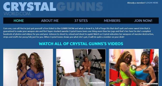 CrystalGunnsWorld.com – SITERIP