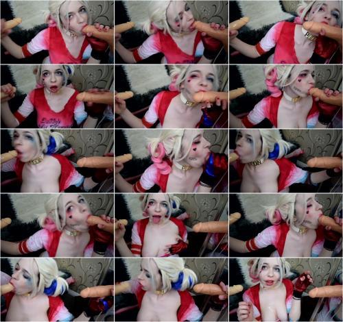 Bat Maisie - Harley Pleasuress Batman And Robin [FullHD 1080P]