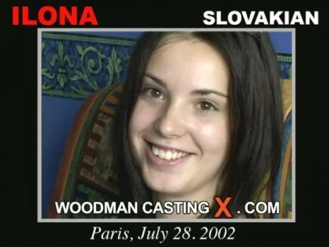 Ilona casting X