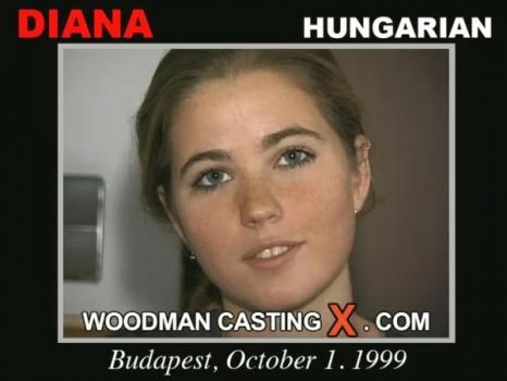 Diana casting X