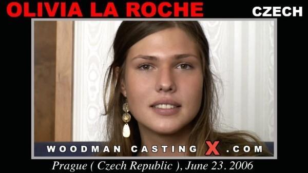 Olivia La Roche casting X