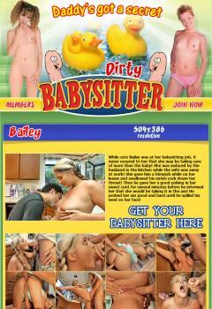 DirtyBabySitter (SiteRip)