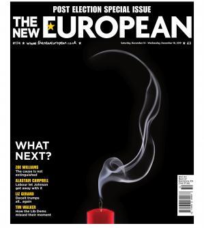 The New European – 14 December 2019