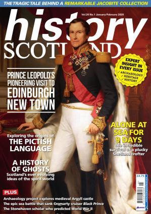 History Scotland – January-February 2020