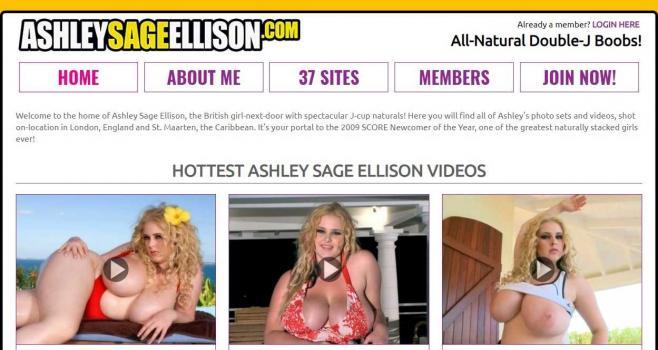AshleySageEllison.com – SITERIP (HD)
