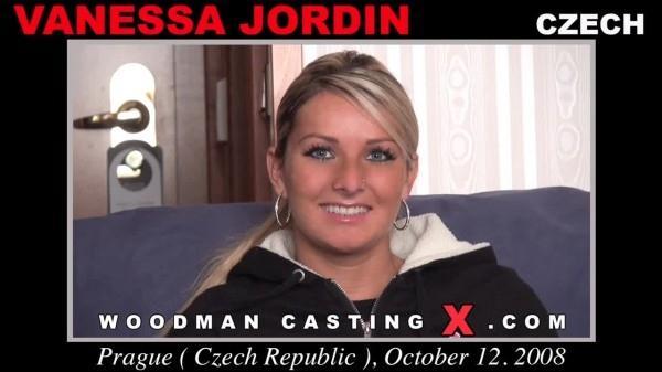 Vanessa Jordin casting X