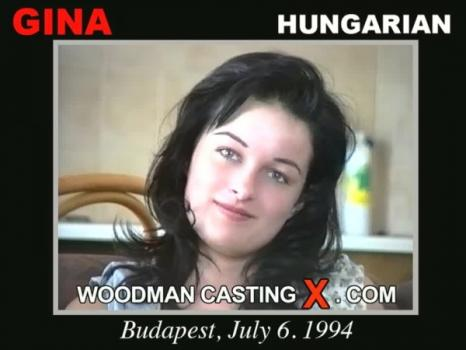 Gina casting X