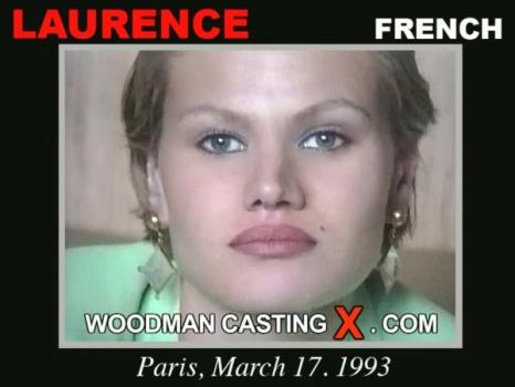 Laurence casting X
