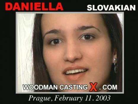 Daniella casting X