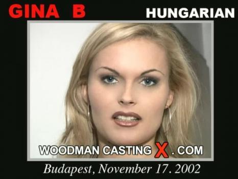 Gina B casting X