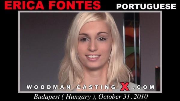 Erica Fontes casting X
