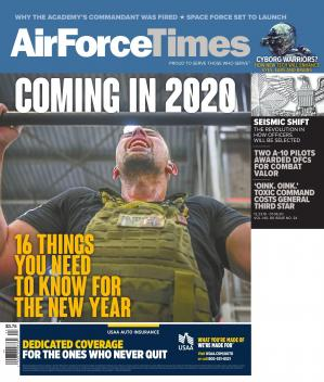 Air Force Times – 16 December 2019