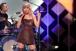 Taylor Swift   iHeartRadio's Z100 Jingle Ball 12/14/2019