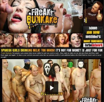 FreakBukkake (SiteRip) Image Cover