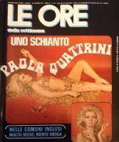 Quattrini nackt Paola  Paola Quattrini