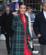 Lea Michele -             Outside ''Good Morning America'' NYC December 5th 2019.