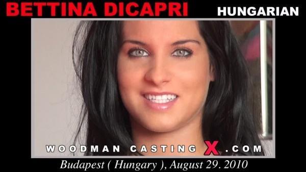 Bettina Dicapri casting X - Bettina Dicapri  - WoodmanCastingX.com