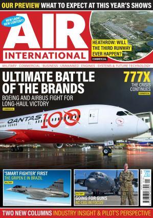Air International – January 2020