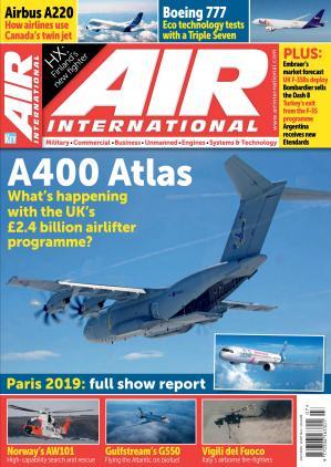Air International – July 2019
