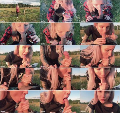 RedFox XXX - Take My Horse Public And Fast POV BJ On A Sunny Pasture By Redfox Red Fox [HD 720P]