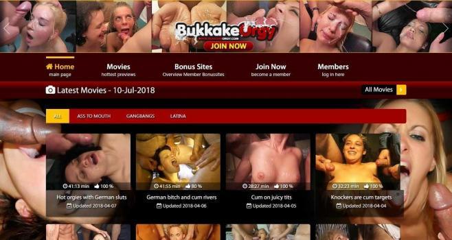 BukkakeOrgy.com – SITERIP