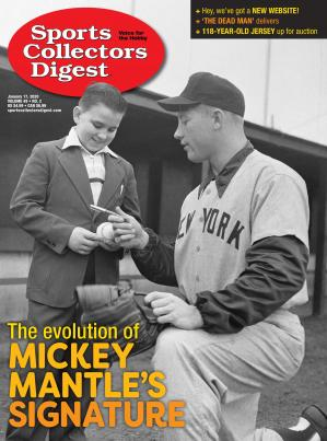 Sports Collectors Digest – 27 December 2019