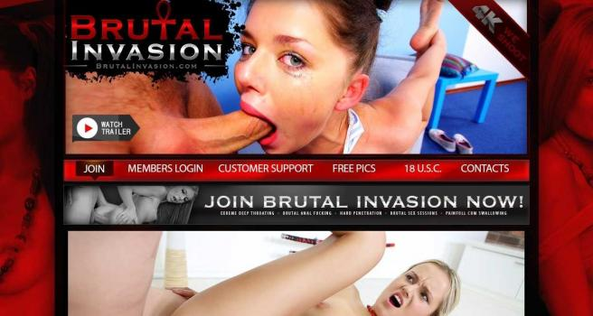 BrutalInvasion.com – SITERIP (HD)