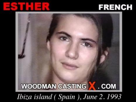 Esther casting X
