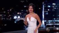Selena Gomez On Jimmy Kimmel 2014 October 15
