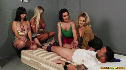 Belle Ohara Charlie Monaco Evie Love And Tindra Frost Wheres The Money (PureCFNM 2019 1080p)