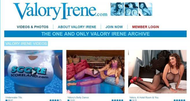 ValoryIrene.com – SITERIP (HD)