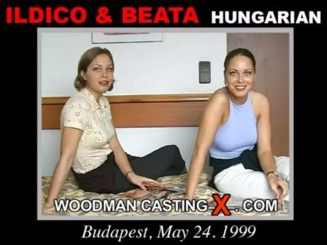 Ildico & Beata casting X