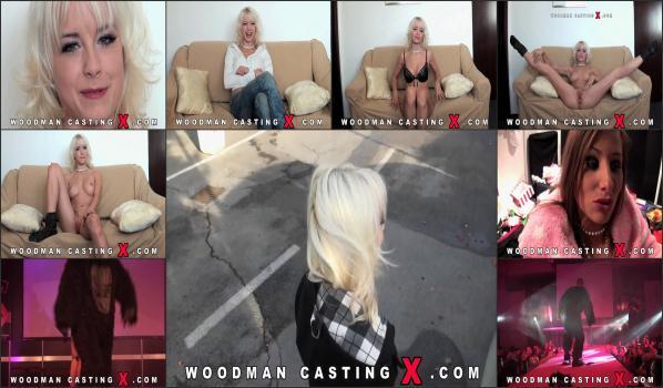 Casting woodman mia magma Woodman casting