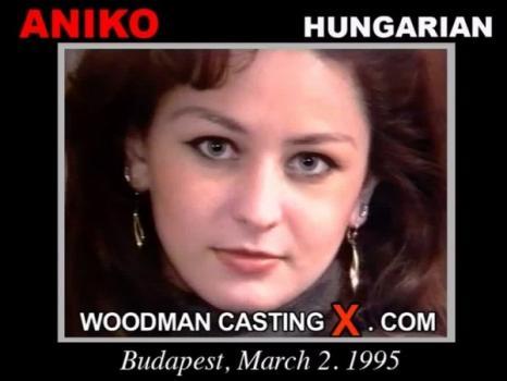 Aniko Arnal casting X