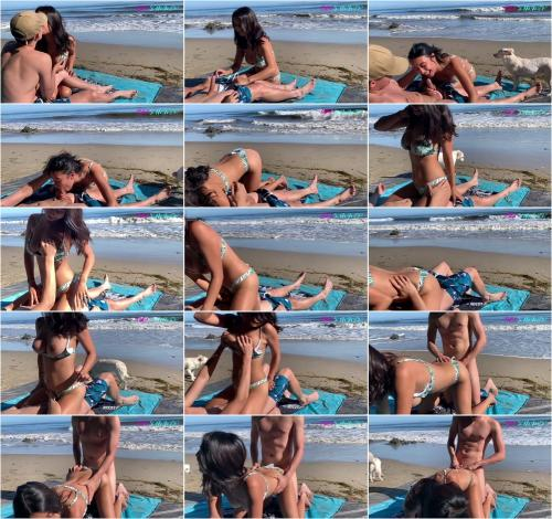 ISLA SUMMER - Beach Quickie So We Don't Get Caught [FullHD 1080P]