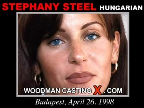 Stephany Steel casting X