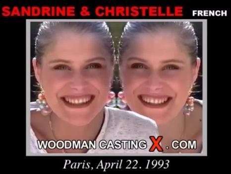 Christelle & Sandrine casting X