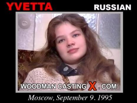 Yvetta casting X