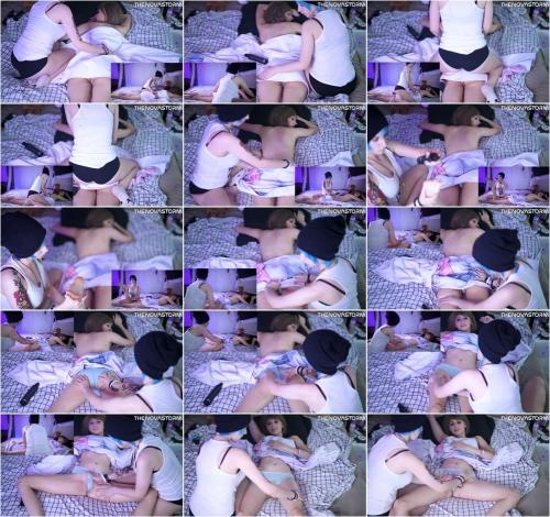 TheNovaStorm - Chloe Massages Max [FullHD 1080P]