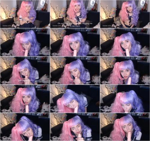 TheNovaStorm - Miku Gets Her First Facial POV [FullHD 1080P]