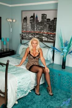 Sexy Cougar Dress