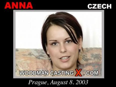 Anna casting X