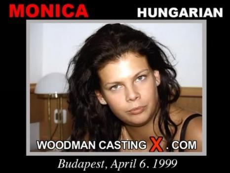 Monica casting X