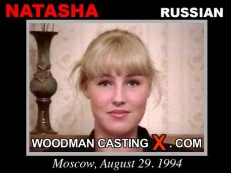 Natasha casting X