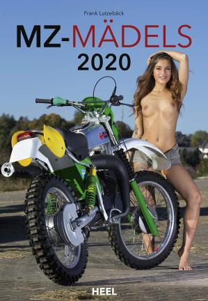 MZ Madels – Erotic Calendar 2020