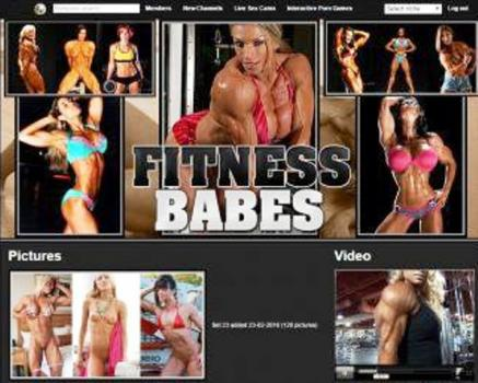 FitnessBabes (SiteRip) Image Cover