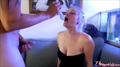 PervyPixie - Various Dildos For Pixie's Throat (Throatfucking) [FullHD 1080P]